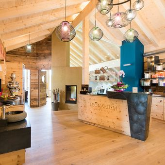 Leonarium Adults only SPA in Leogang
