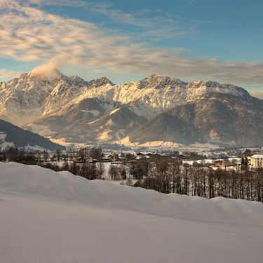 Winter vacation in Leogang