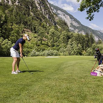 Golf in Leogang Saalfelden