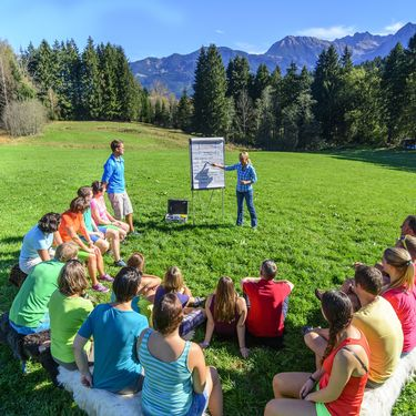 Outdoor meetings and incentives in Leogang