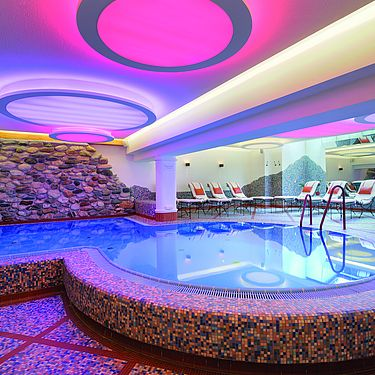 Family SPA Indoor pool